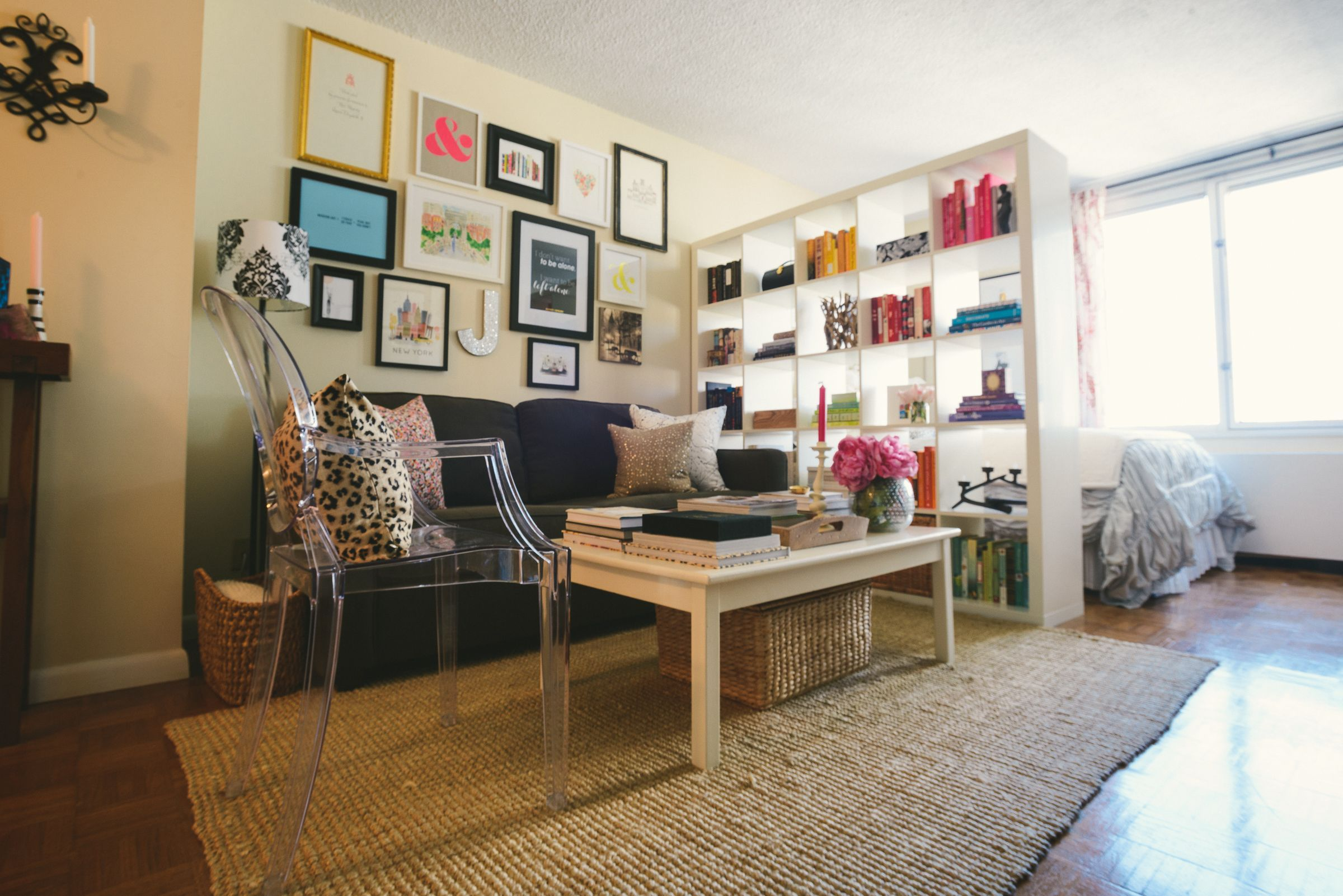 Jacqueline Clairs Nyc Studio Tour Home Decor #Studio