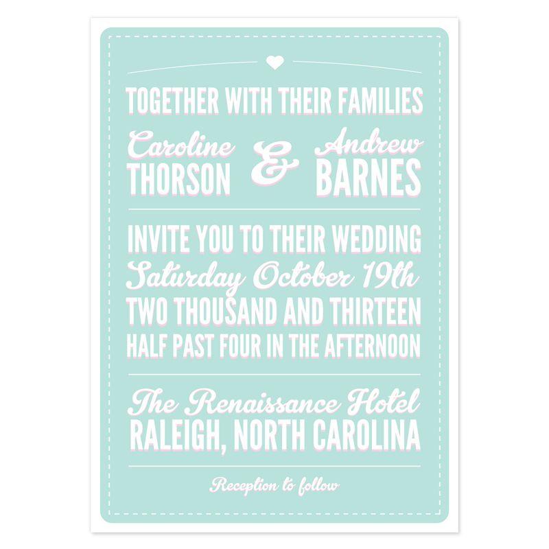 Retro poster wedding invitations retro posters and weddings retro poster wedding invitation stopboris Choice Image
