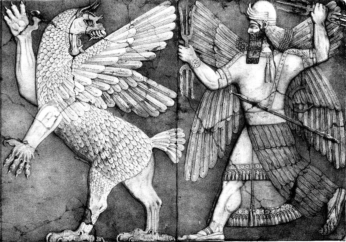 STAR GATES: PERSIA, World of Mesopotamia: Marduk and Tiamat. | Ancient  sumerian, Ancient near east, Sumerian