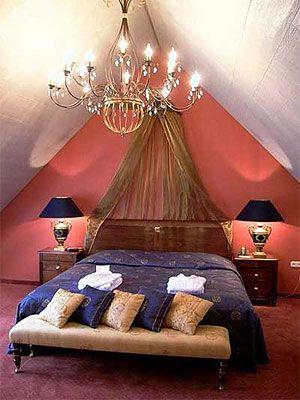 romantische slaapkamer ideeen   Slaapkamer Ideeen   slaapkamers ...