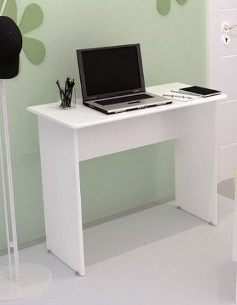 Mueble escritorio mesa de trabajo para peque os espacios - Escritorio para espacios pequenos ...