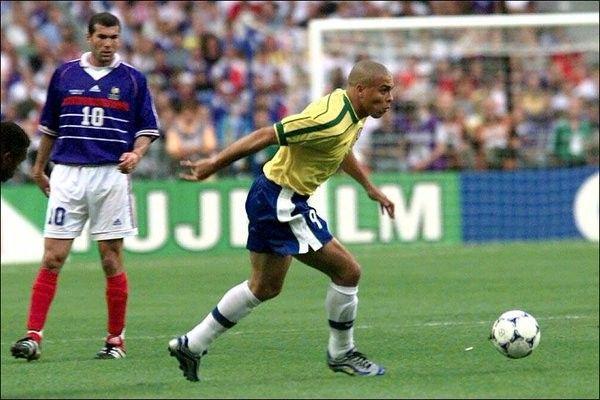 Zinedine Zidane World Cup 1998