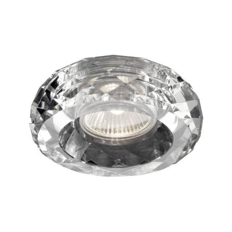 Foco empotrable 3039 en cristal facetado de #Bpmlighting