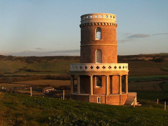 CLAVELL TOWER, KIMMERIDGE, UNITED KINGDOM, 1830  ph: John Lindsay