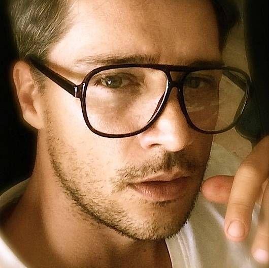 12ee274dd6 80 s Vintage Retro Classic Aviator Frame Clear Lens Men Women Eyeglasses  Glasses
