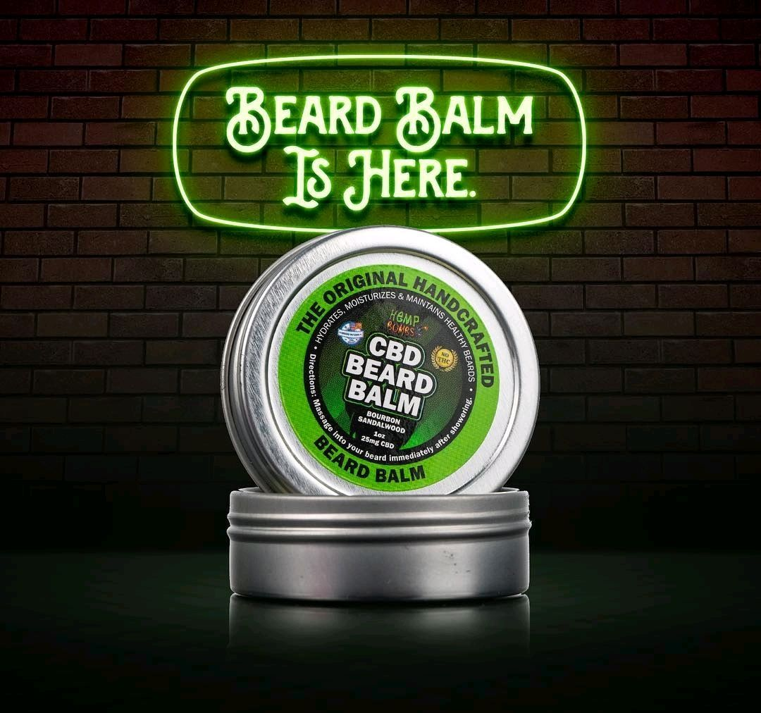 Do You Fellas Use Beard Balm And If So Have You Tried CBD