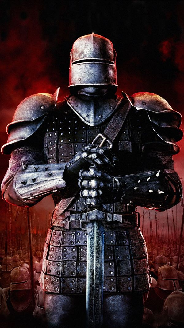 Armies Of Exigo Htc One Wallpaper Best Htc One Wallpapers Dark Images Knight Anime Knight