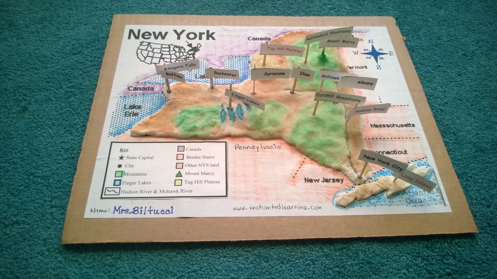 Map Of New York State 4th Grade.This Is A Fourth Grade Chromebook Classroom In New York