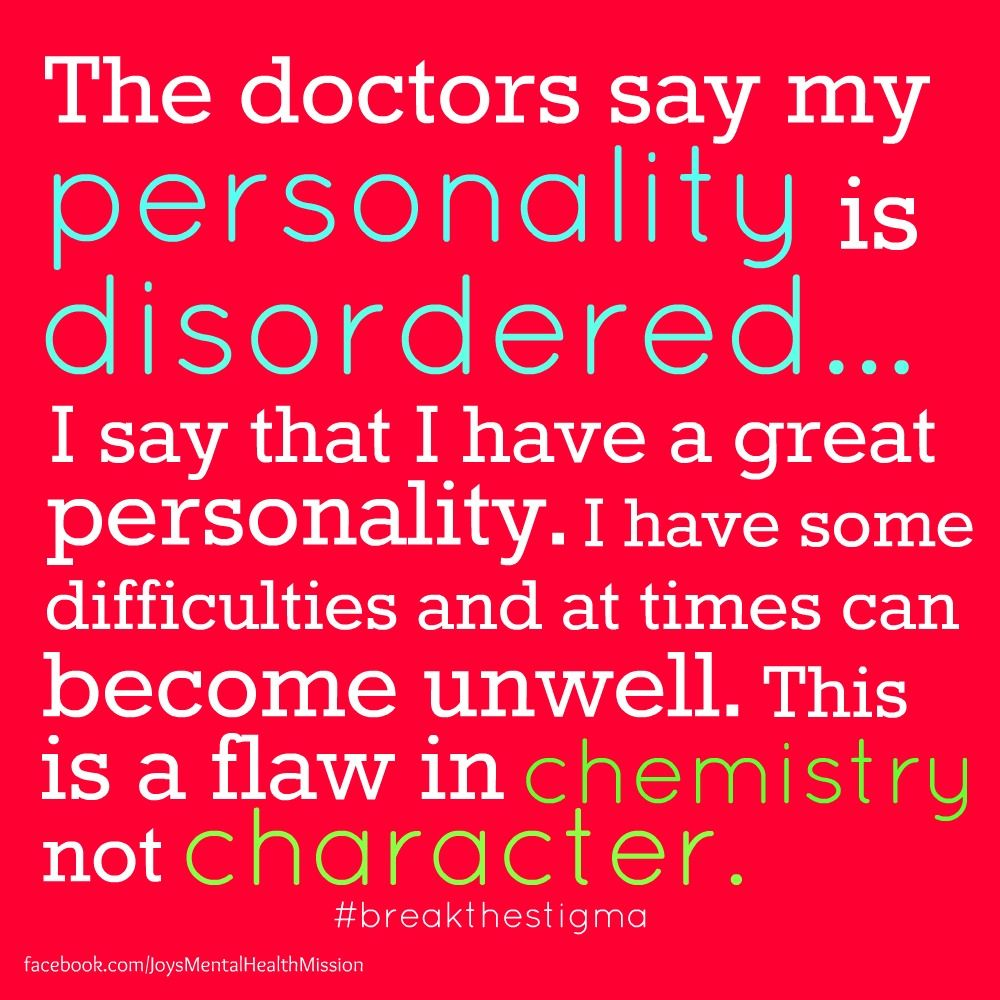 Doctors Psychiatrist Mentalhealthnurse Bpd Personalitydisorder