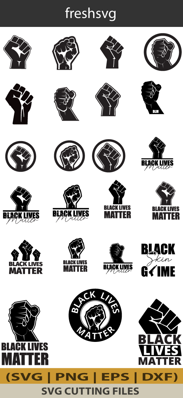 Black Lives Matter Svg Black Lives Matter Bundle Svg Black Lives Matter Silhouette Digital File Cricut Svg File In 2020 Black Lives Matter Svg Black Lives