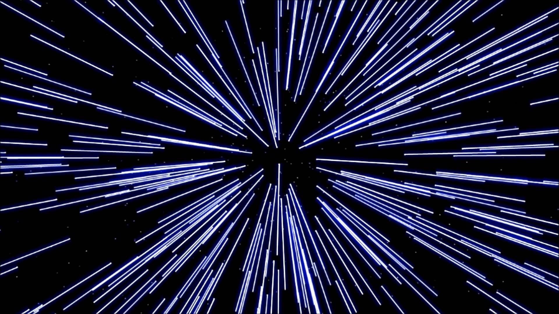 3d hd star wars jump to lightspeed hyperspace star trek