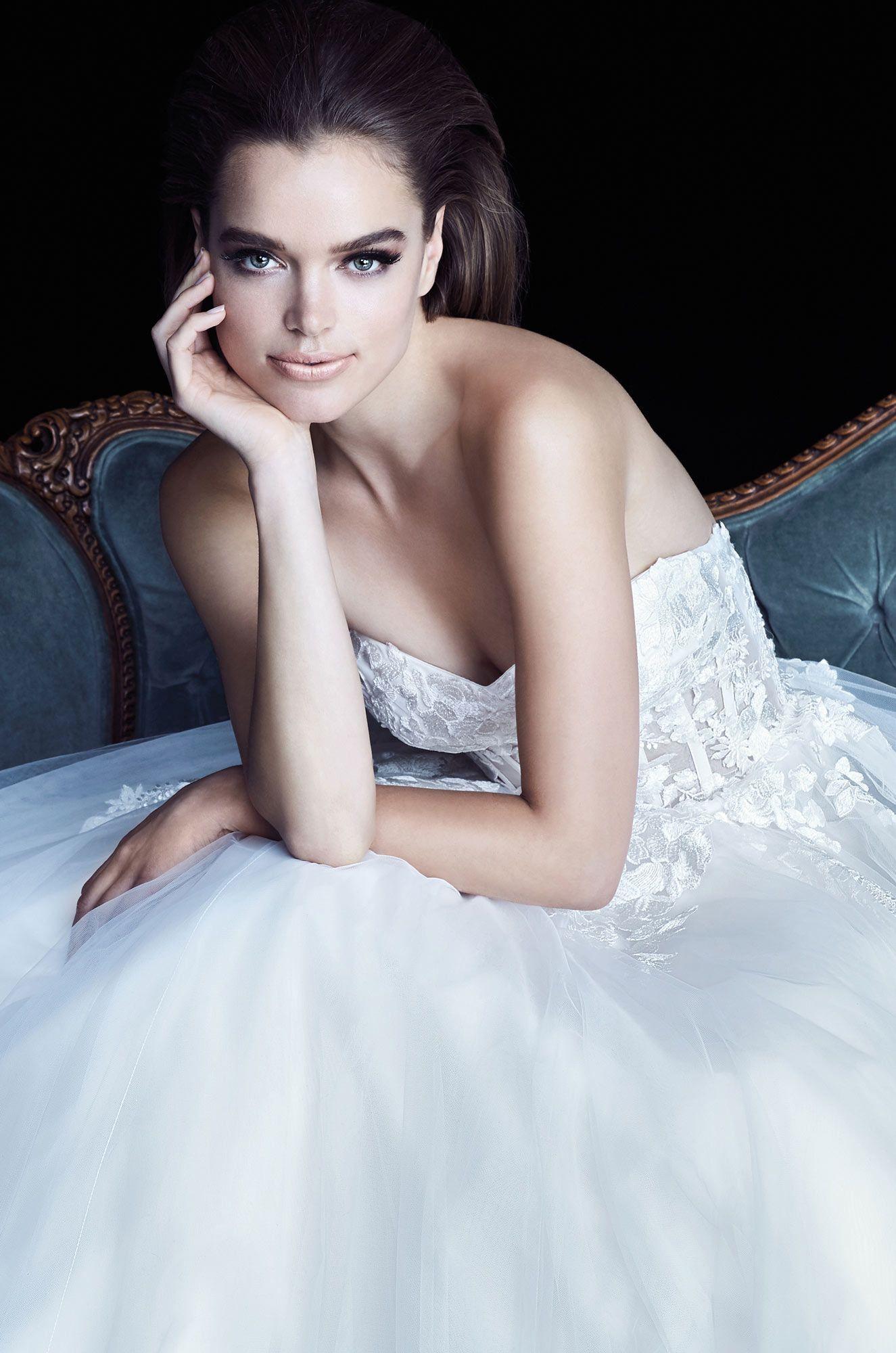 Corset top wedding dress style 4759 corset top