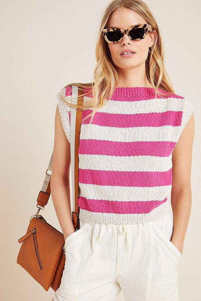 The Marnie Sweater - Modestly Nude