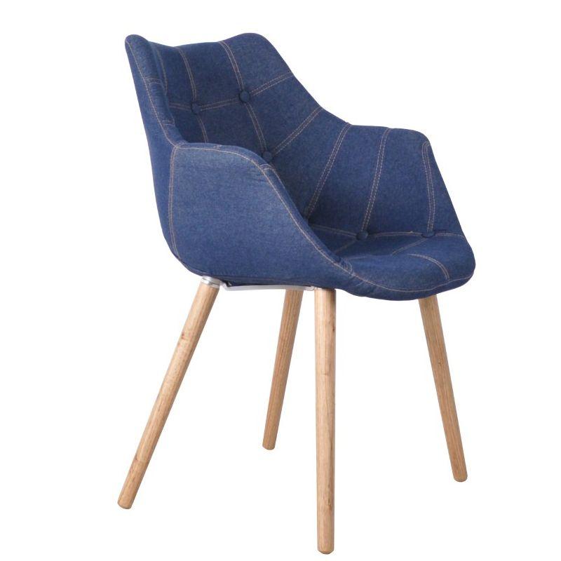 De eleven jeans stoel van het merk zuiver is een stoere for Stoel eleven