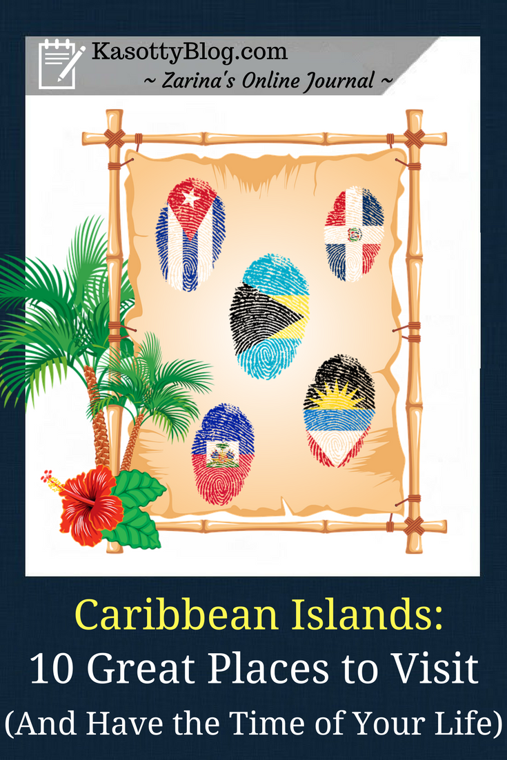 Wondering where to go for vacation? What are the best places to visit in the Caribbean? Check out this top 10 list of the best places to visit in the Caribbean with insights into natural and historical wealth of each individual island.  #travel #traveltips #travellife #traveler #traveling #traveller #travelling #vacation #caribbean #cuba #bahamas #jamaica #ocean #palmtrees #beach