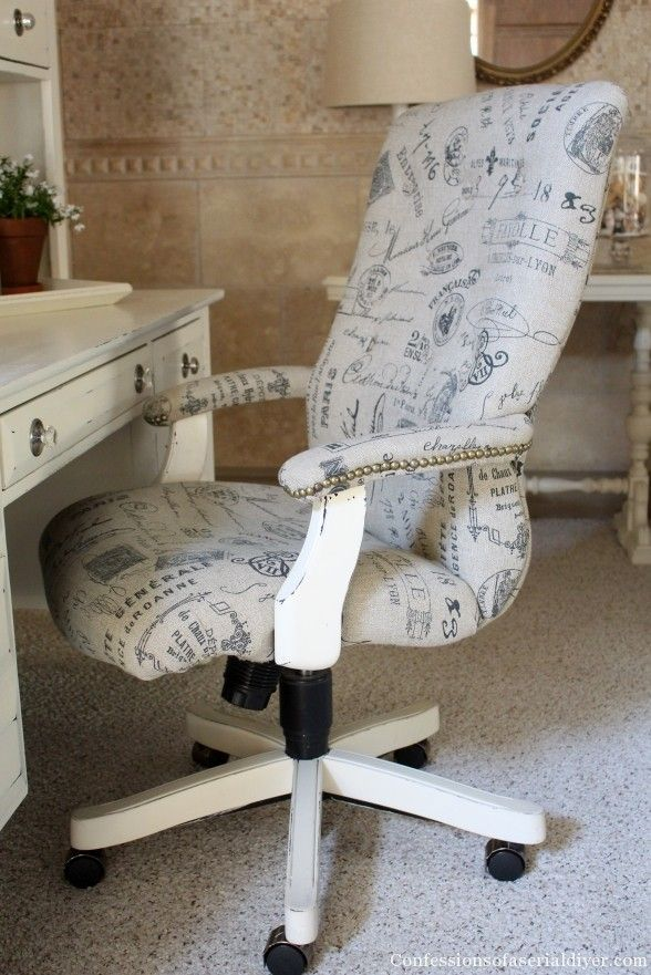 office chair makeover. Desk Chair Makeover Office C