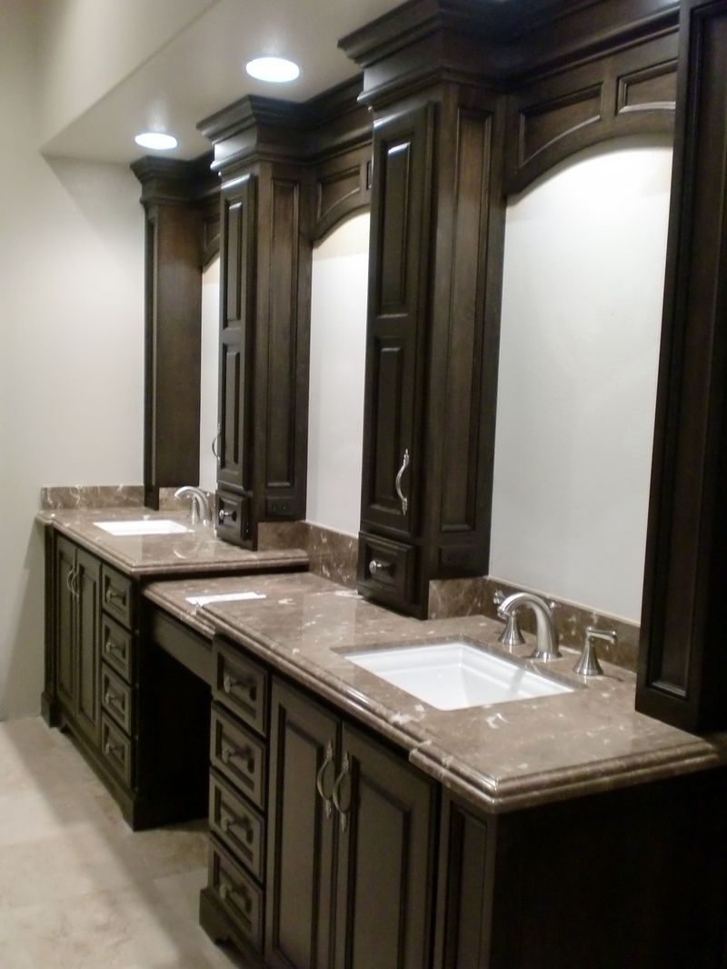 Master Bathroom Remodel Bathroom ideas Pinterest Master