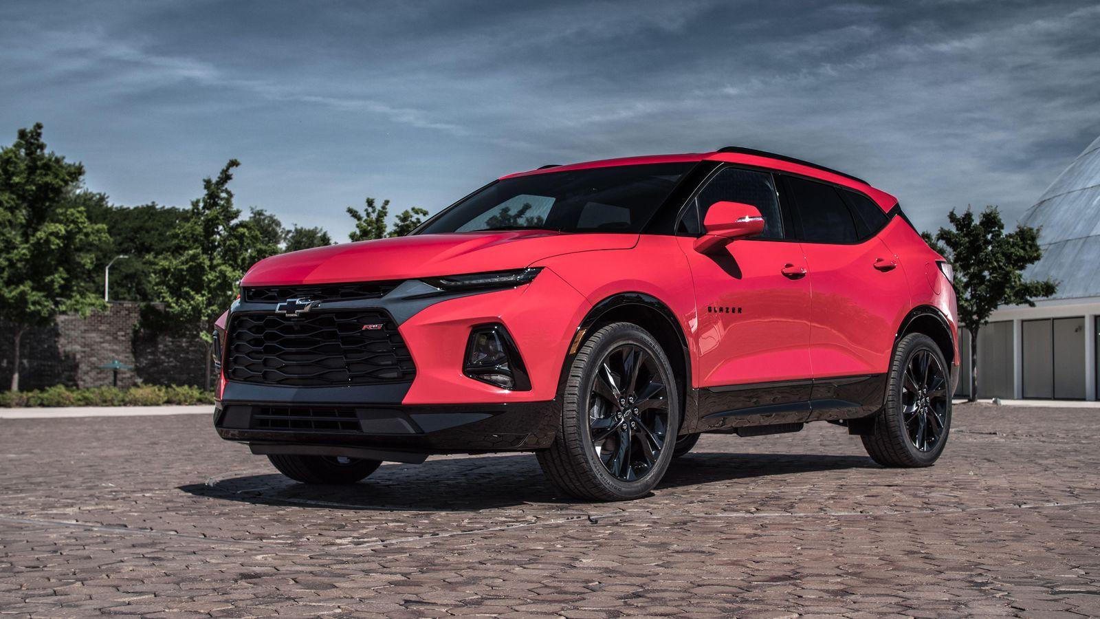 2019 Chevy Blazer Looks To The Camaro For Design Inspiration Chevrolet Suv Chevrolet Blazer Chevy Trucks