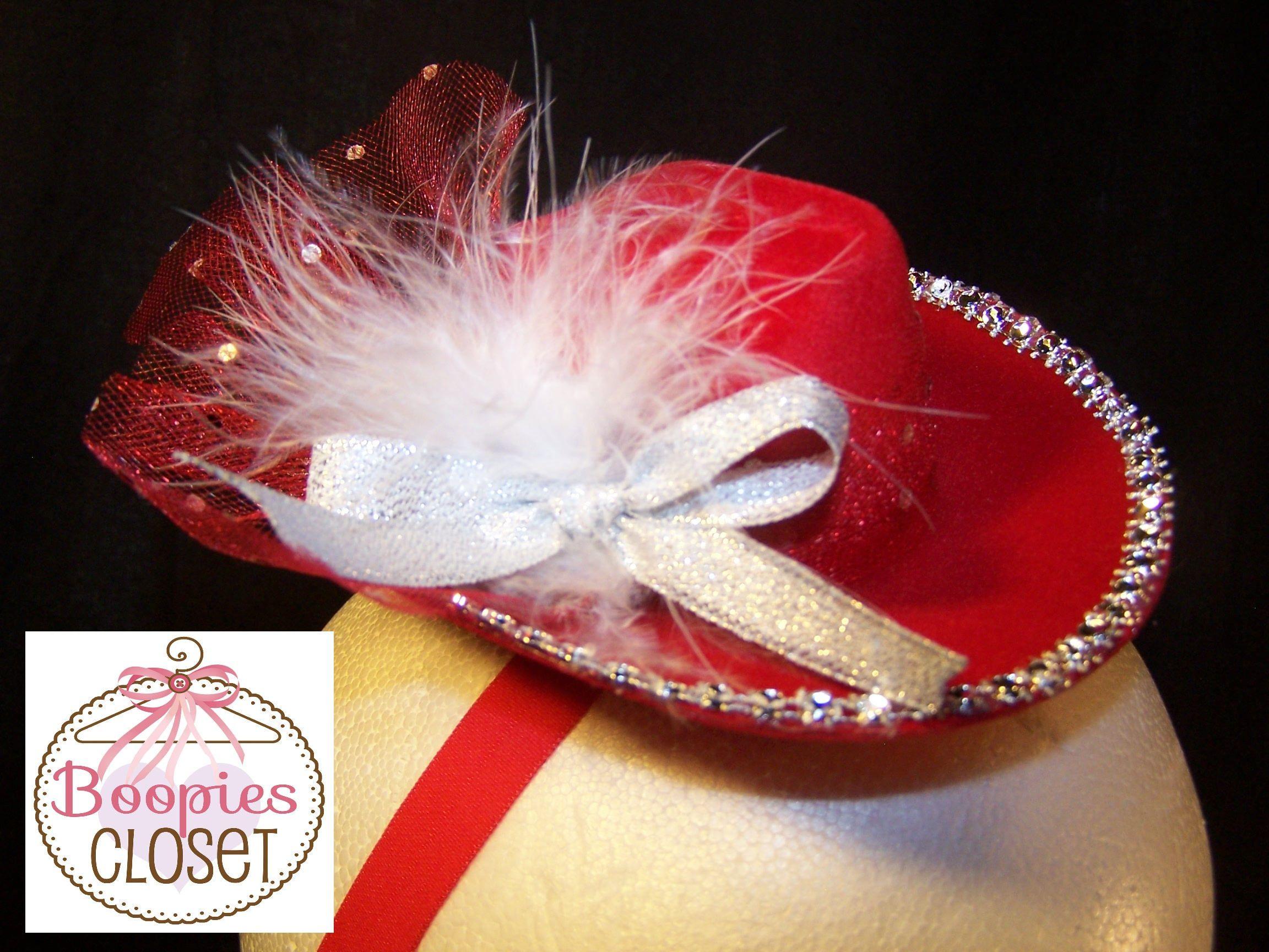 Cowgirl Hat Headband 6ef82c11b683