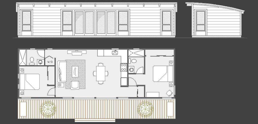 Maxwell House Floor Plans Cabin Floor Plans Small House Plans