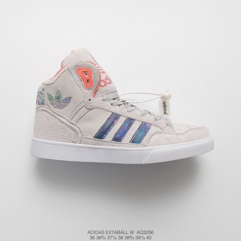 dd6143bc0ee62 Adidas Extaball Shoes White