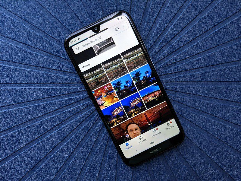Google photos now lets you manage your smart display with