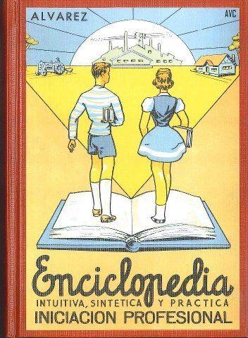 ENCICLOPEDIA - INICIACION PROFESIONAL (Ed. Alvarez)