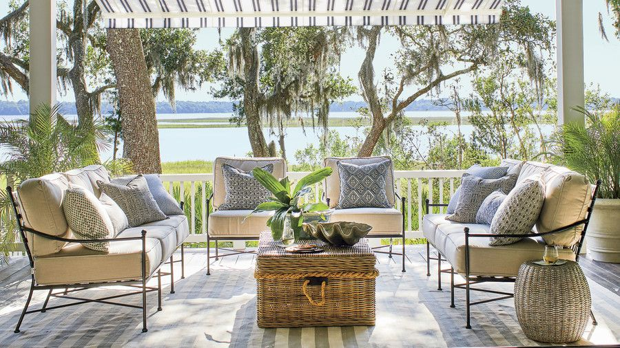 The 2019 Southern Living Idea House Part 1 Sunshine Sand And