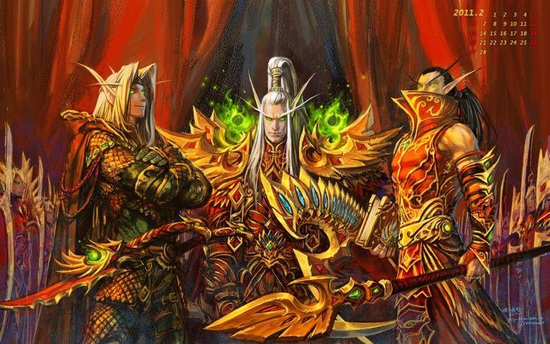 Výsledek obrázku pro lorthemar theron silvermoon