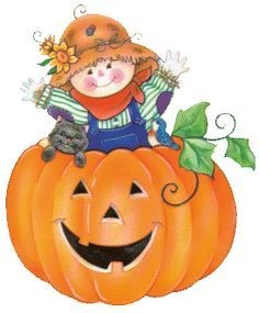 fall clip art on Pinterest   Clip Art, Scarecrows and ...