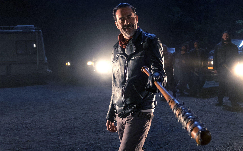The Walking Dead Negan Wallpaper: Negan-The-Walking-Dead-Season-7-Series.jpg (2880×1800