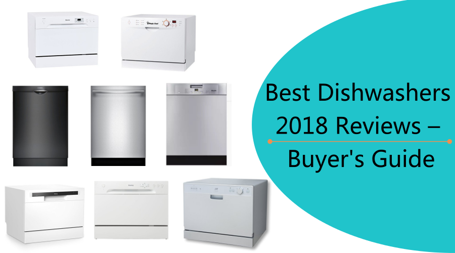 Best Rated Countertop Dishwasher Reviews 2020 Updated Dishwasher Reviews Best Dishwasher Countertop Dishwasher