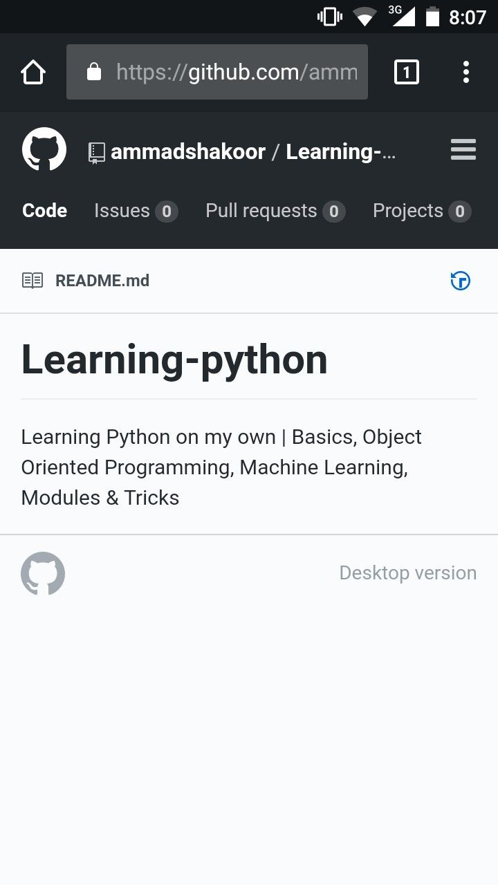 Python guide beginners to experts link httpsgithub