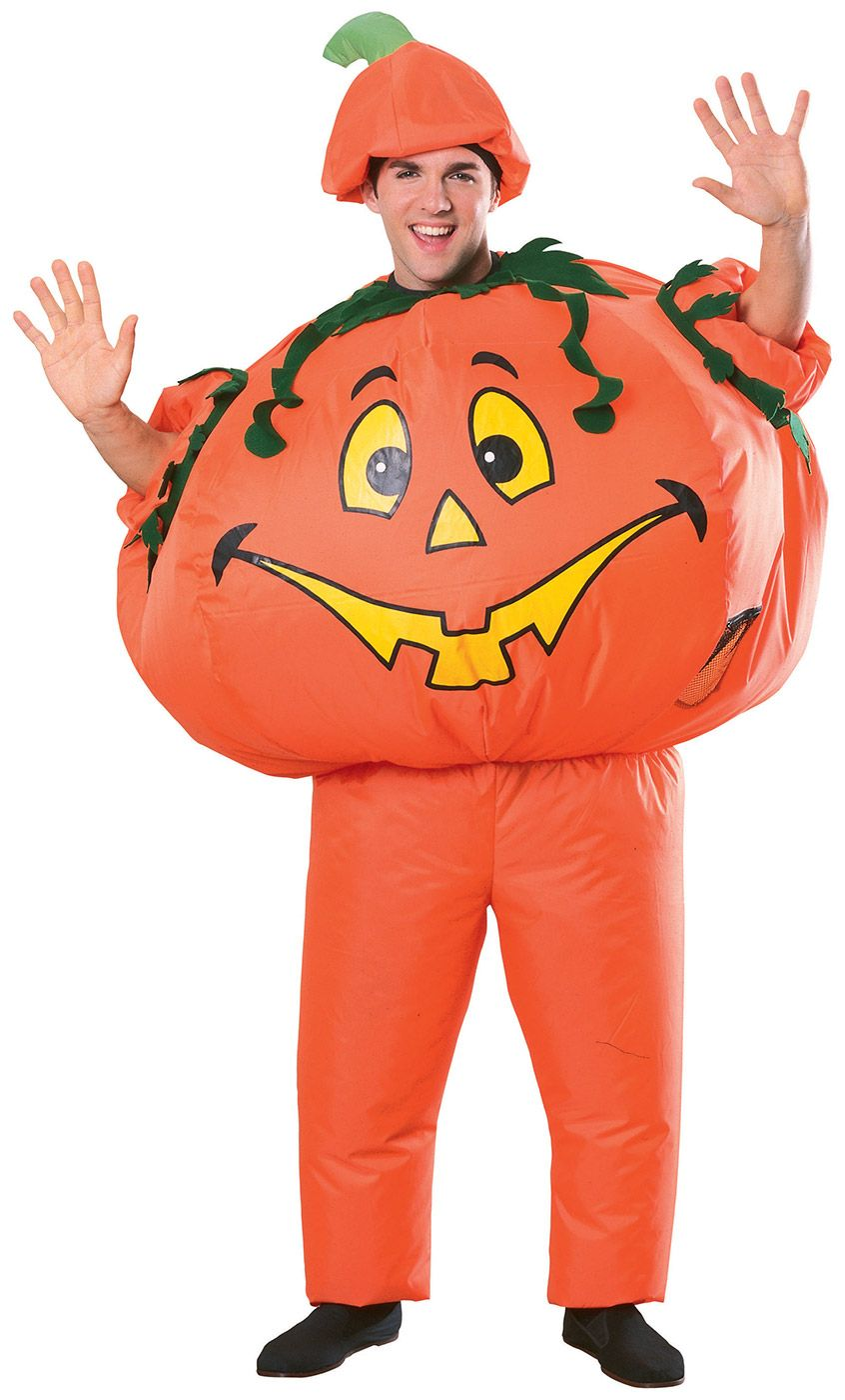 disfraz de calabaza hinchable adulto halloween vegaoo compra de disfraces adultos disponible en