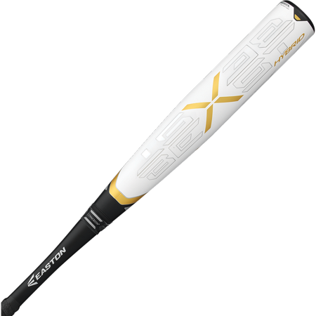 Easton 2018 Beast X Hybrid (-3) Bbcor Bat - Black White