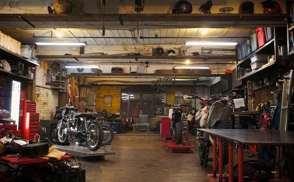 E3 Supply Co Photo Garage Design Garage Studio