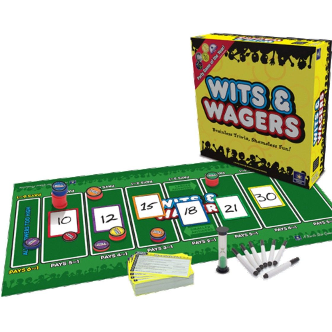 Wits and wagers betting rules for roulette betting shops uk history jobs