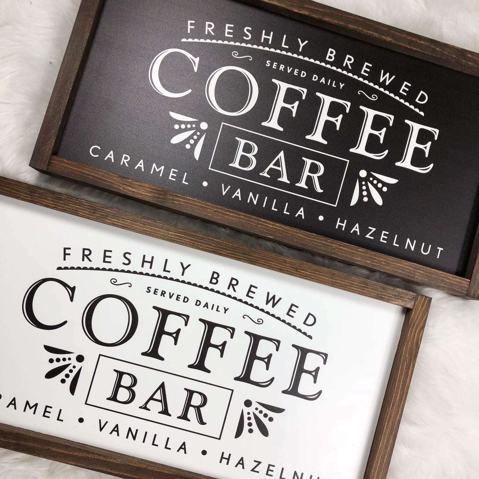 10x20 Coffee Bar coffee lover in 2020 Coffee bar