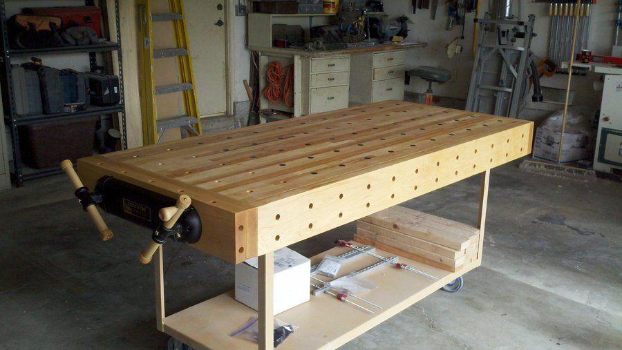 Tremendous Mobile Workbench By Nightdiver5 Lumberjocks Com Bralicious Painted Fabric Chair Ideas Braliciousco