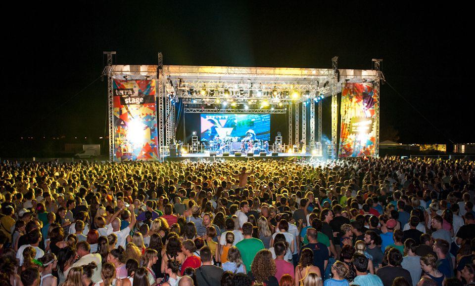 My Croatian Adventure Terraneo Croatia Music Festival Night Life