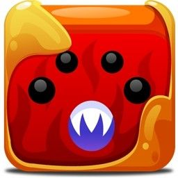 Red Block Icons Free Icon For Free Download Halloween Monster Monster Stickers It S Your Birthday