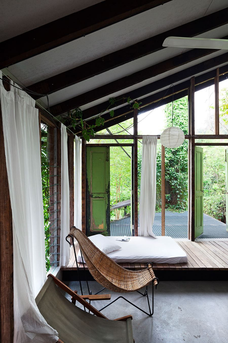 Sekeping Tenggiri Retreat by Seksan Design Sekeping