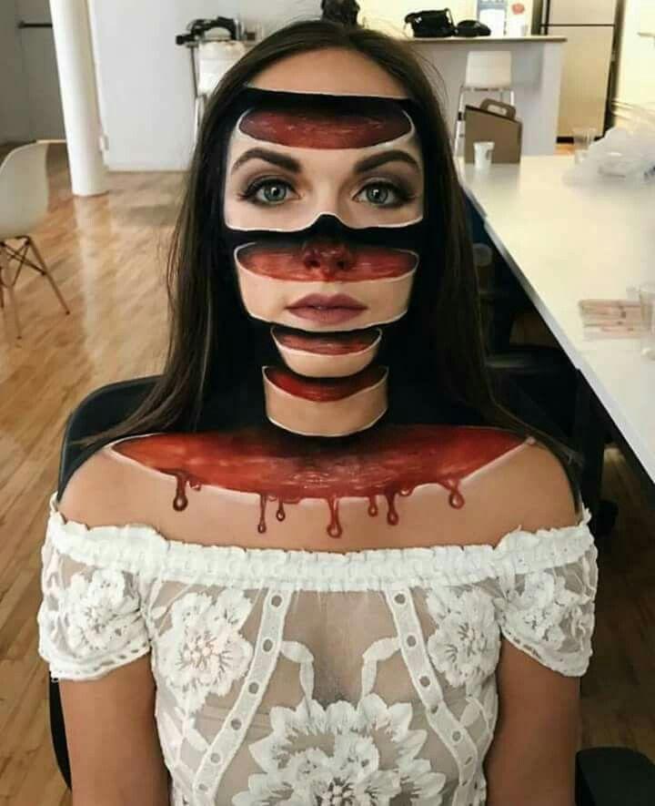 Sfx makeup Ideas Para HALLOWEEN Pinterest Sfx makeup, Makeup - ideas for halloween costumes
