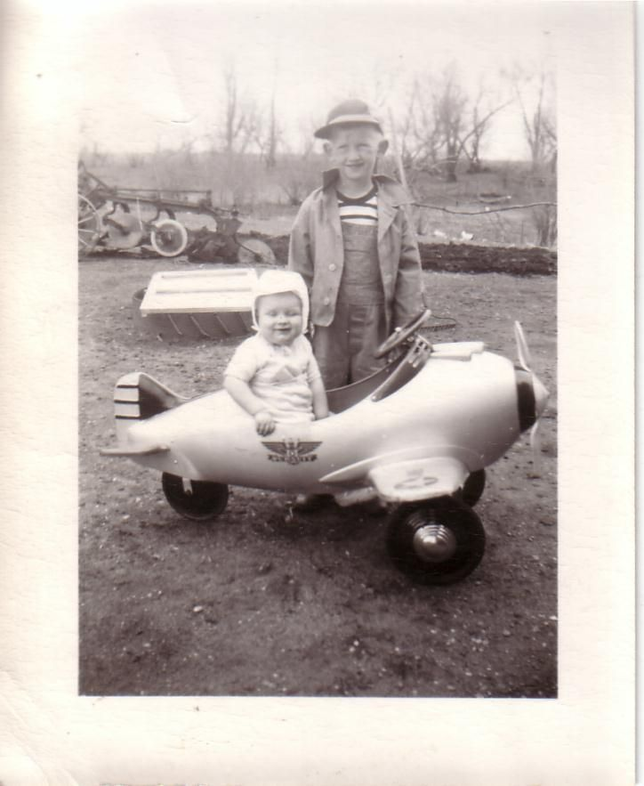 Pin by Nancy Beatty on Antique Riding Toys | Pinterest | Pedal car ...