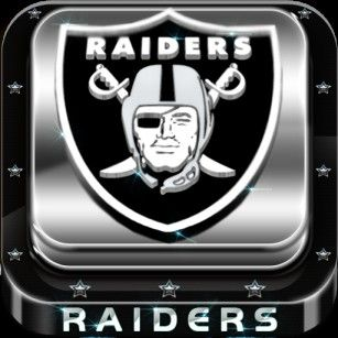 Oakland Raiders Live Wallpaper App for Android Raiders