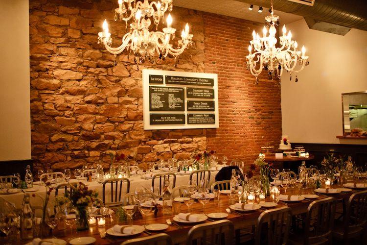 The Kitchen restaurant in Boulder, Colorado (via Cori Cook Floral ...