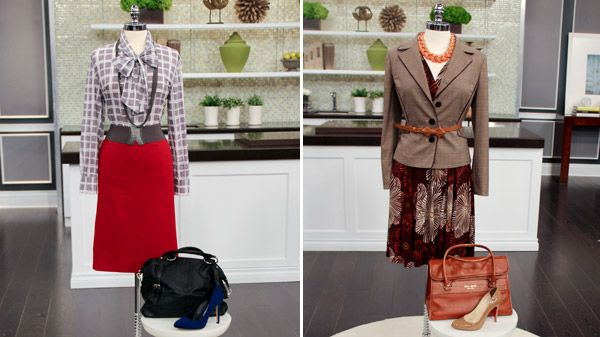 My big spot on the Steven & Chris Show!!!!!If you're like most of us, you're only wearing 20 percent of your wardrobe! Here to help us get more from our closets is fashion stylist Genny Iannucci. Tips on how to Shop your Closet: Rules are made to be...