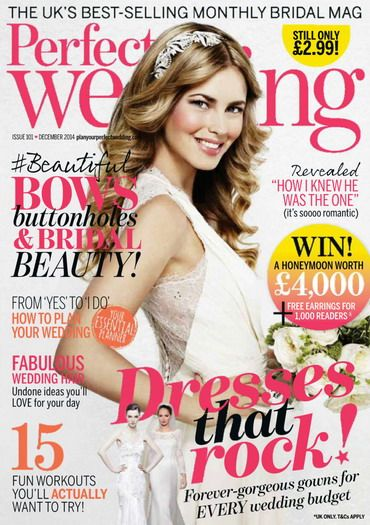 Httpnitroflareviewb5d83f6c3fe649a lifestyle the december issue of perfect wedding magazine junglespirit Images
