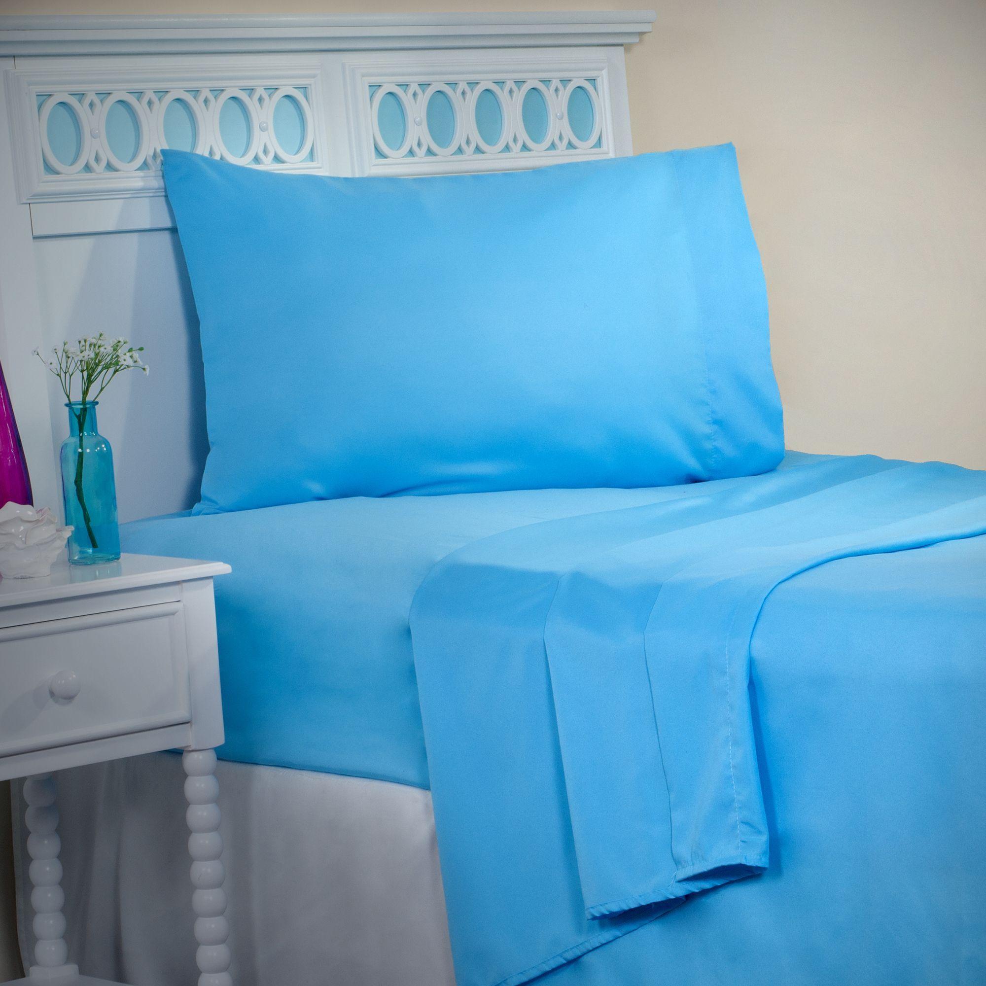 Twin XL Series 1200 3 Piece Sheet Set, Bedding Lavish Home