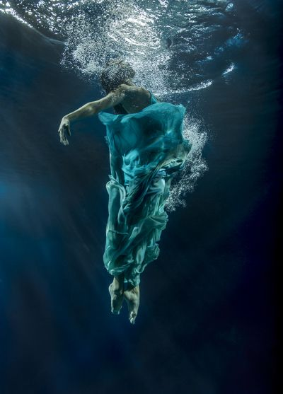 Maya Almedas Underwater Images Are Shot In Studio Tanks And The - Beautiful photography reveals underwater complexity aquariums